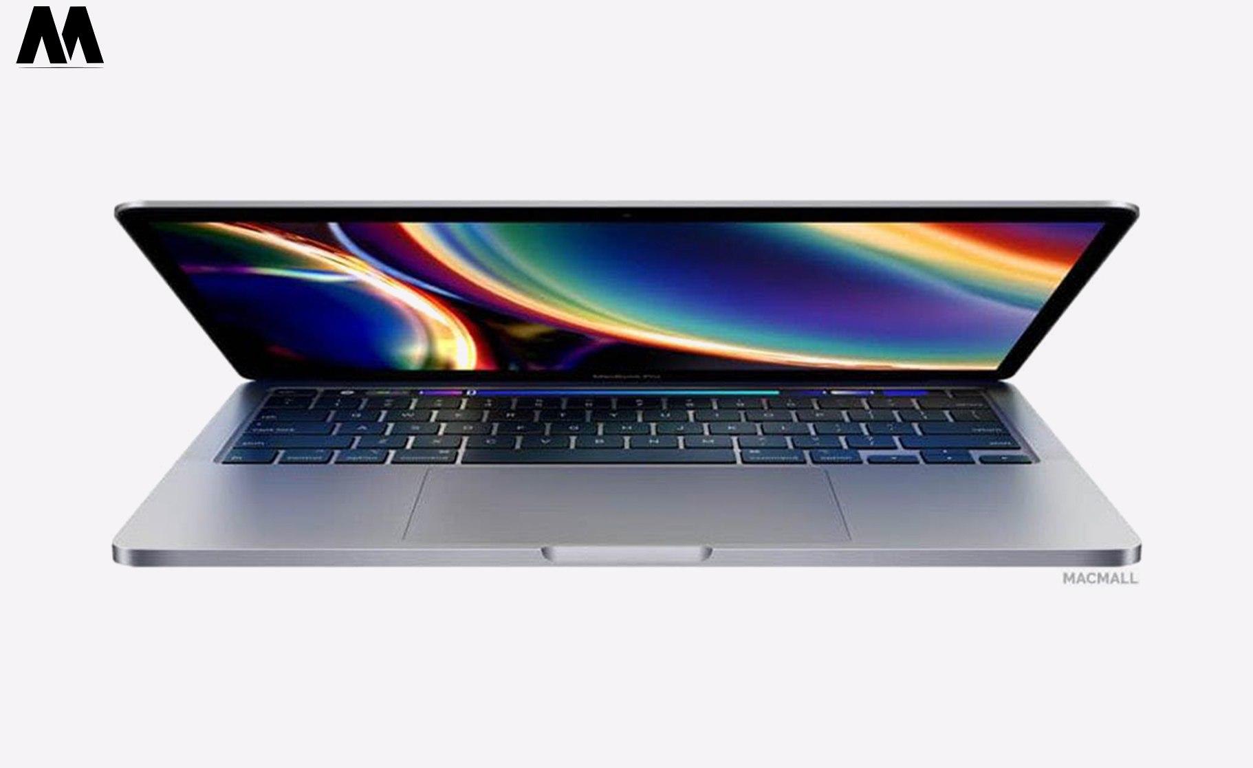 Thiết kế của MacBook Pro M1 2020 không có thay đổi nhiều