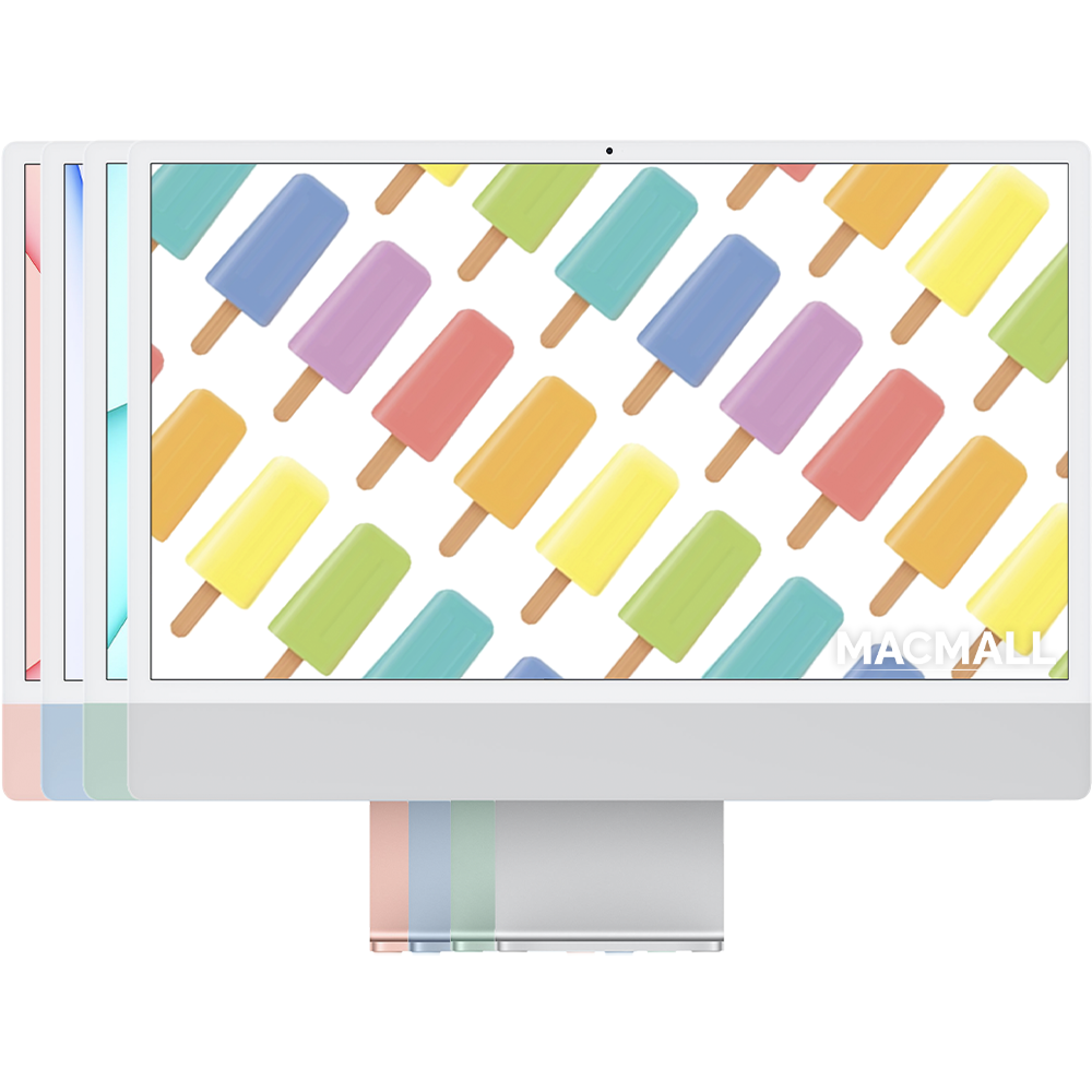 iMac 24-inch 2021 M1 / 16GB / GPU 7-core / Retina 4.5K / Dung Lượng Tuỳ Chọn