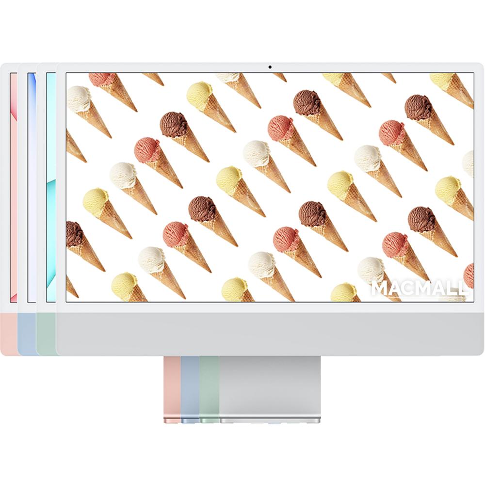 iMac 24-inch 2021 M1 / 16GB / GPU 8-core / Retina 4.5K / Dung Lượng Tuỳ Chọn