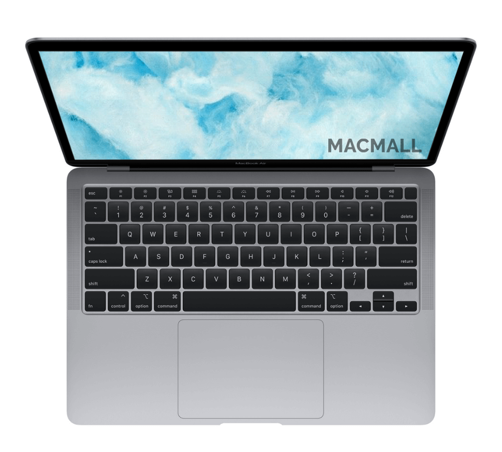 MacBook Air 2020 Gray MWTJ2 Core i3 / Ram 8GB / SSD 256GB / Touch ID
