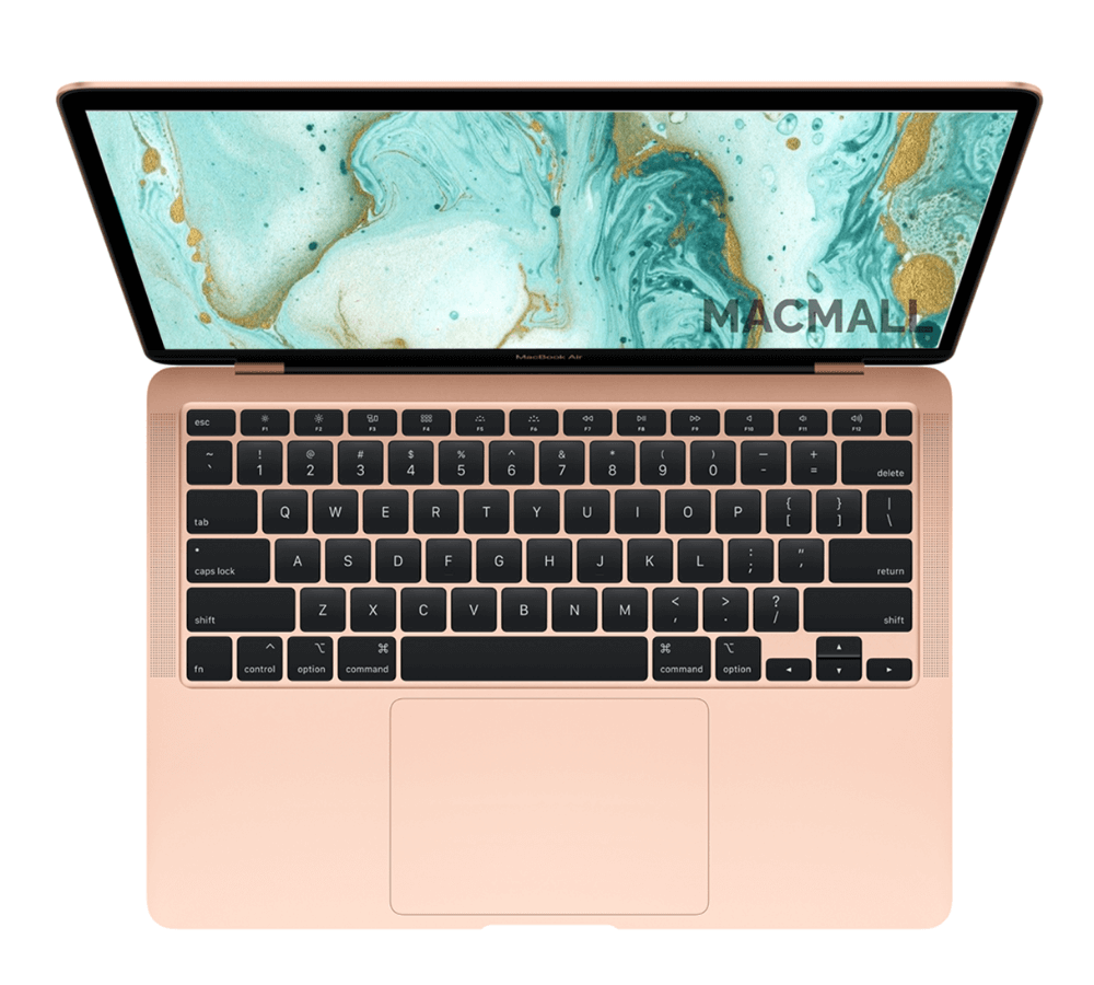 MacBook Air 2020 Gold Cũ 99% MWTL2 Core i3 / Ram 8GB / SSD 256GB / Touch ID