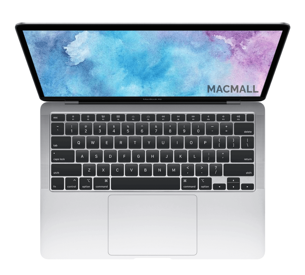 MacBook Air 2020 Silver Cũ 99% MWTK2 Core i3 / Ram 8GB / SSD 256GB / Touch ID