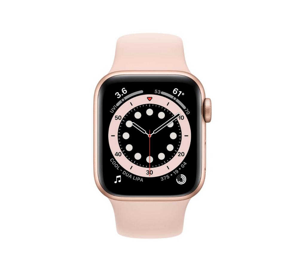 Apple Watch Series 6 Aluminum (Nhôm) Gold 40 mm LTE