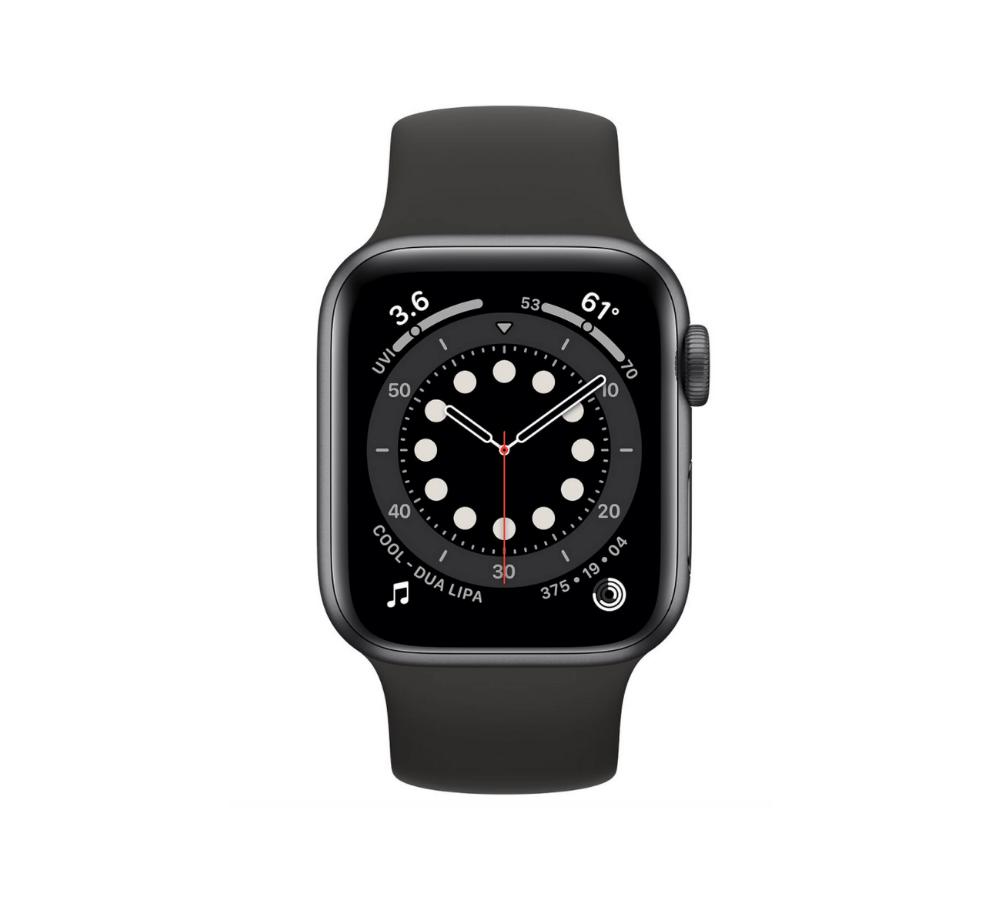 Apple Watch Series 6 Aluminum (Nhôm) Gray 40 mm