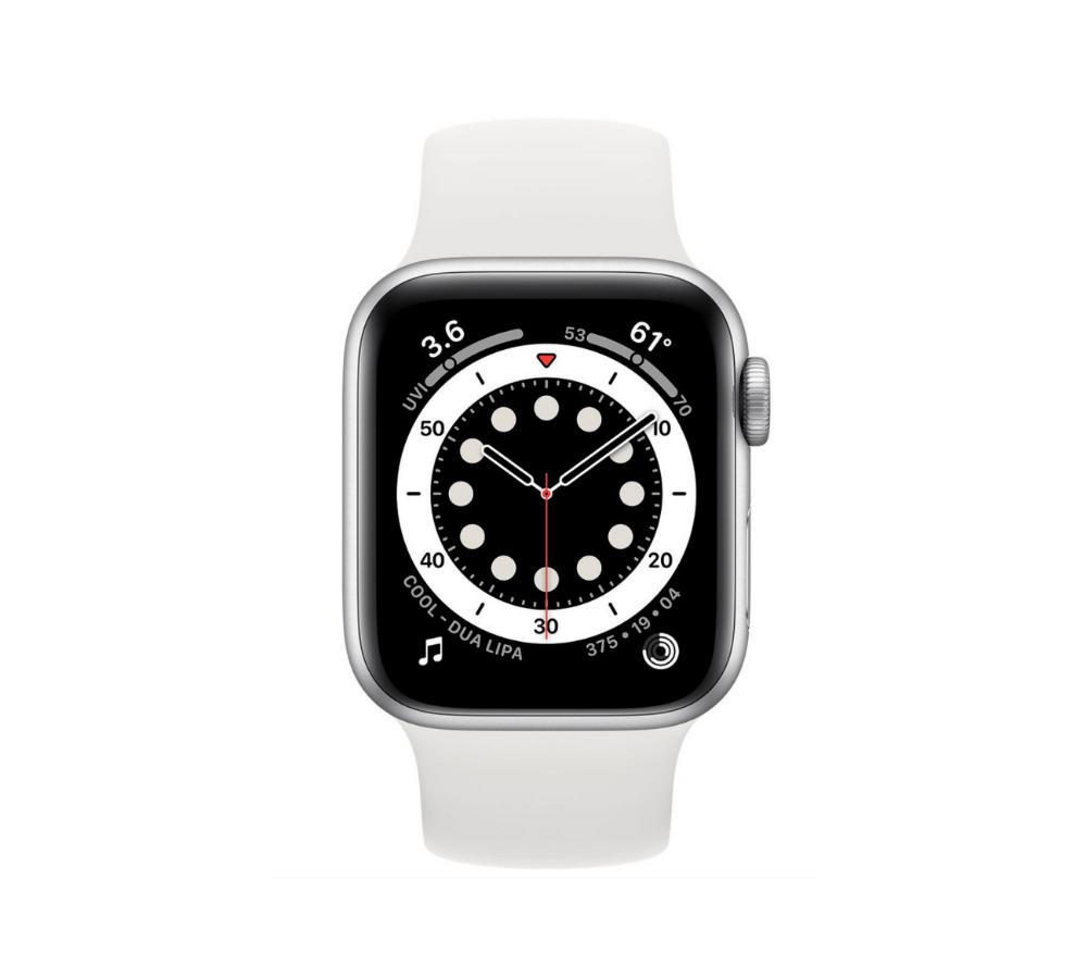 Apple Watch Series 6 Aluminum (Nhôm) Silver 40 mm