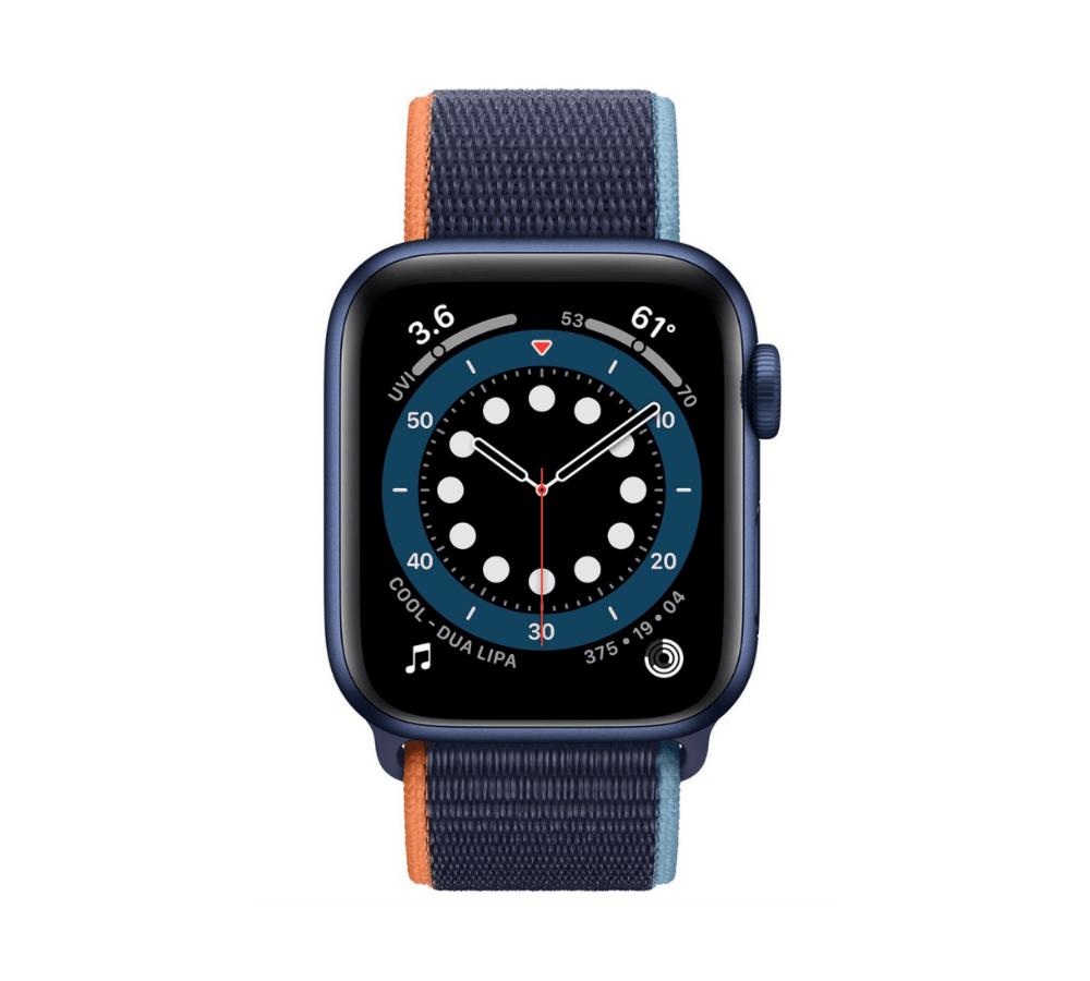 Apple Watch Series 6 Aluminum (Nhôm) Blue 44 mm