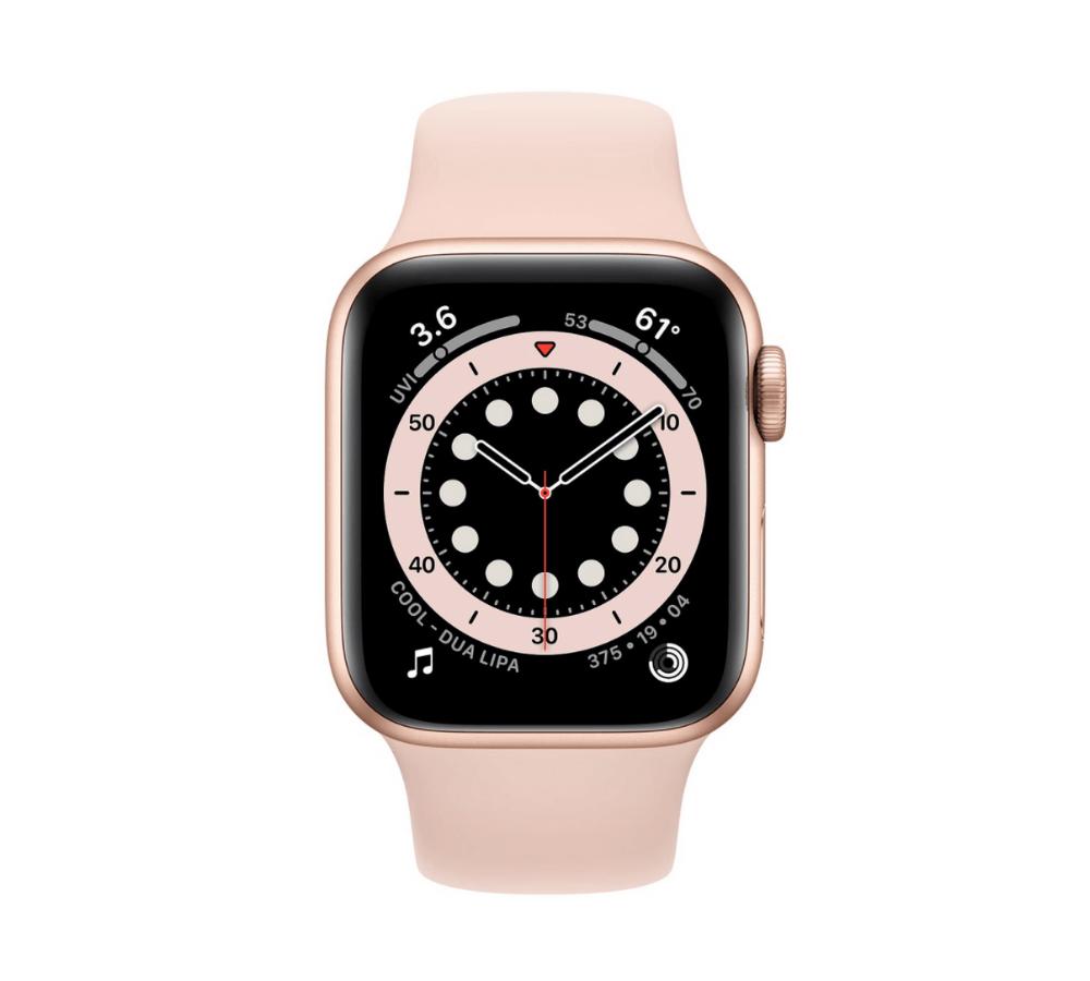 Apple Watch Series 6 Aluminum (Nhôm) Gold 44 mm