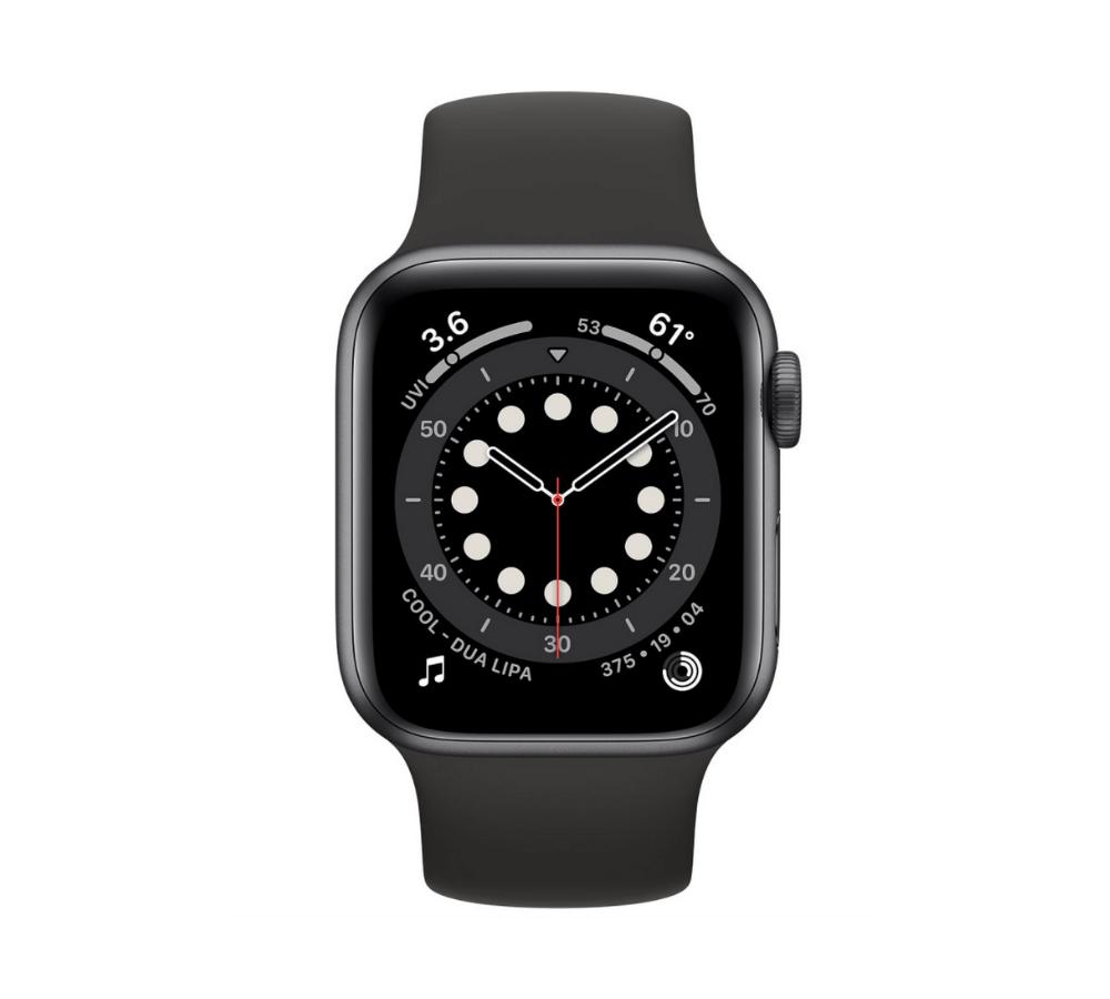 Apple Watch Series 6 Aluminum (Nhôm) Gray 44 mm LTE