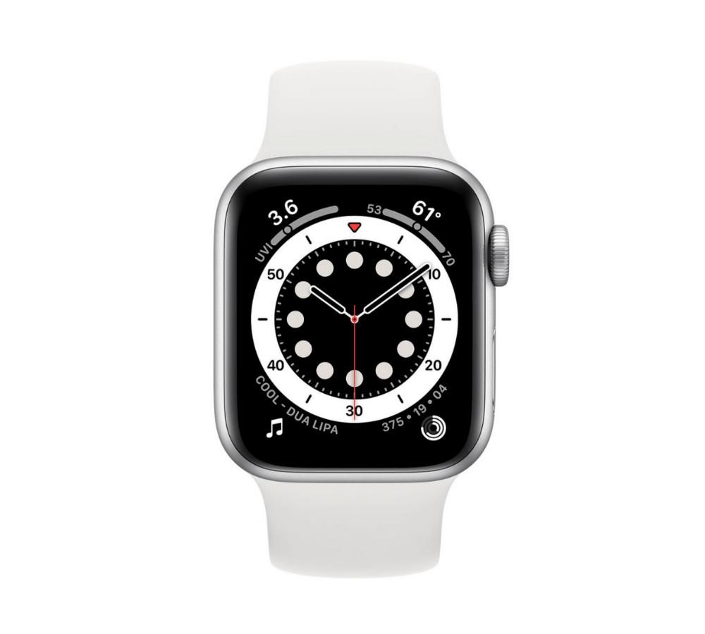 Apple Watch Series 6 Aluminum (Nhôm) Silver 44 mm