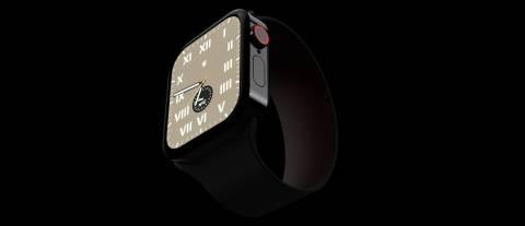 Xuất hiện concept Apple Watch Series 7 với thiết kế hoàn toàn mới