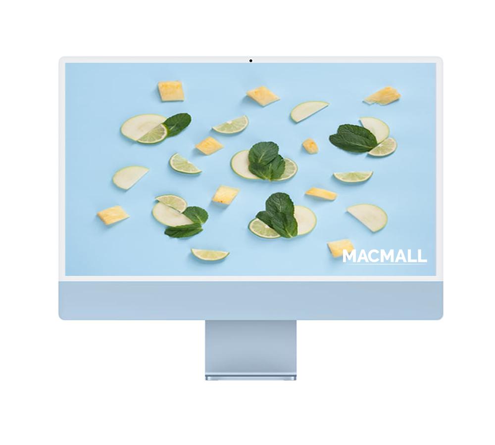 iMac 24-inch 2021 M1 / GPU 8-core / Retina 4.5K / Cấu Hình Tuỳ Chọn