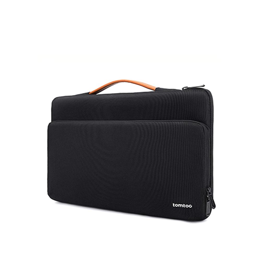 "Túi Xách Chống Sốc Tomtoc (USA) Briefcase MacBook 13"" Black"
