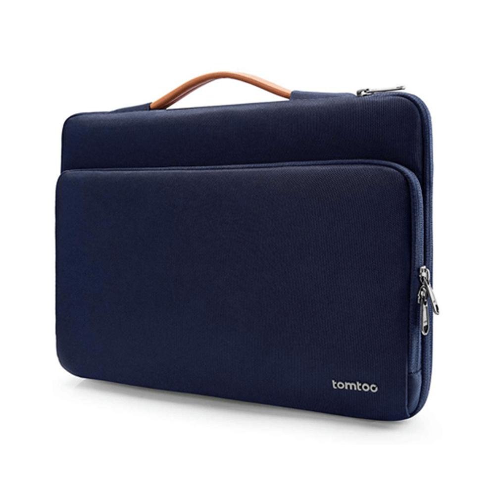 "Túi Xách Chống Sốc Tomtoc (USA) Briefcase MacBook 15"" Dark Blue"