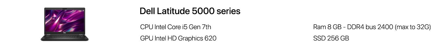 Latitude 5000 Series