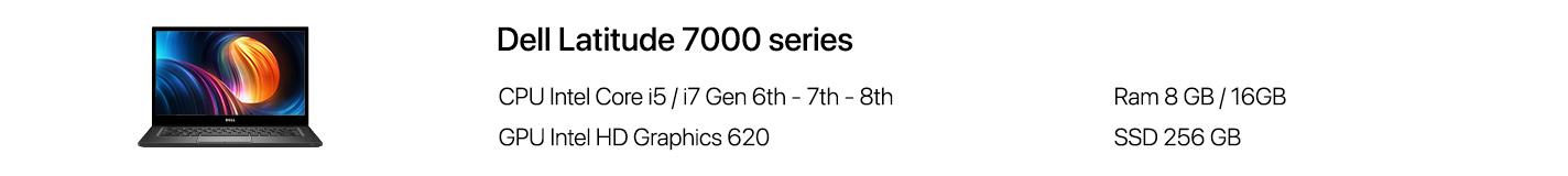 Latitude 7000 Series