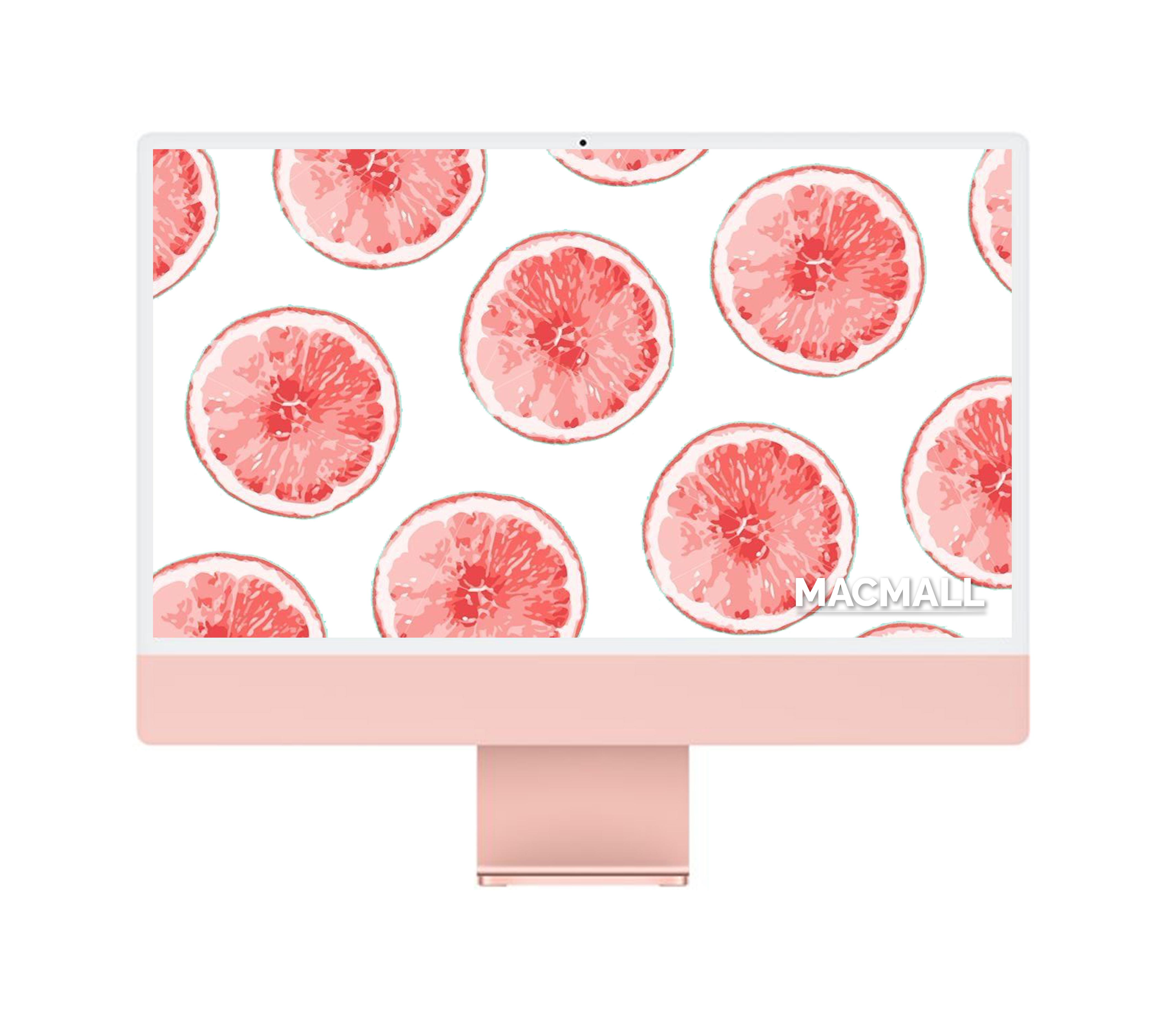 iMac 24-inch Pink 2021 M1 / 8GB / 256GB or 512GB / GPU 8-core / Retina 4.5K (MGPM3)