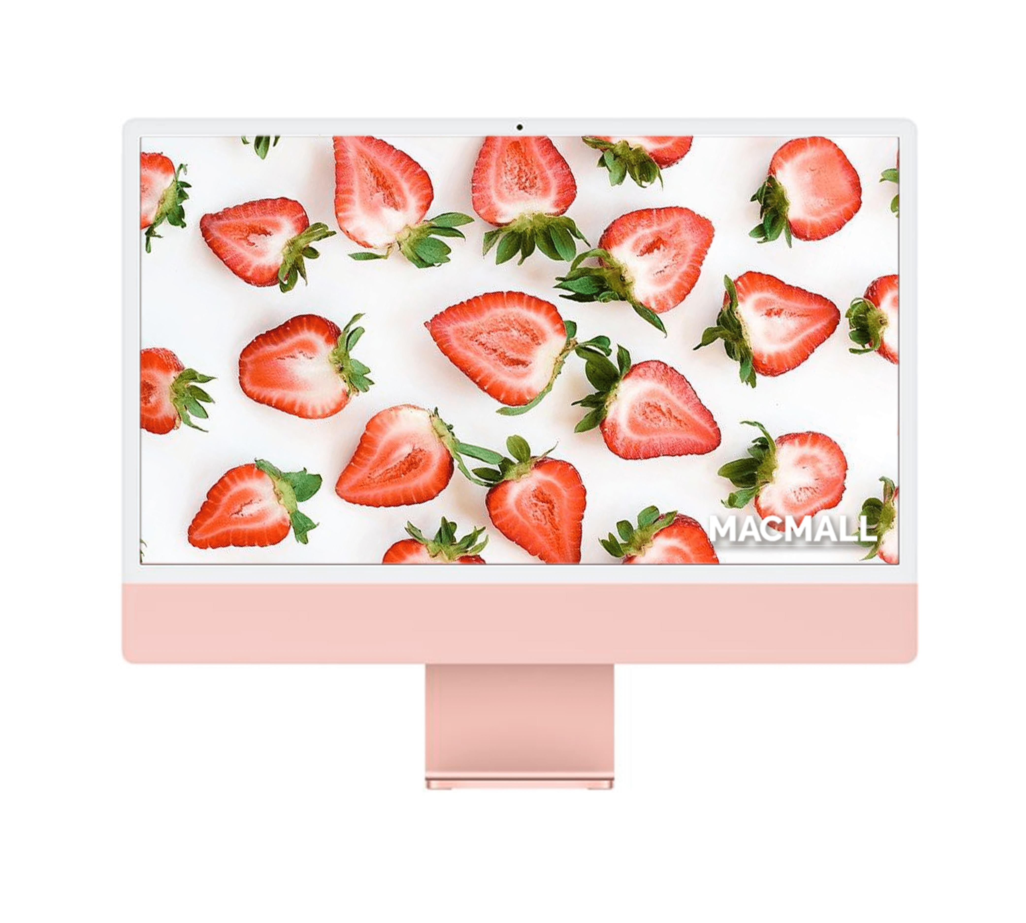 iMac 24-inch Pink 2021 M1 / 8GB / 256GB / GPU 7-core / Retina 4.5K (MJVA3)