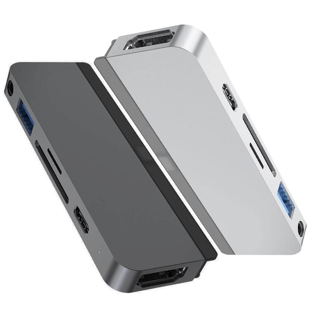 HyperDrive 6-in-1 USB-C HUB_HD319A