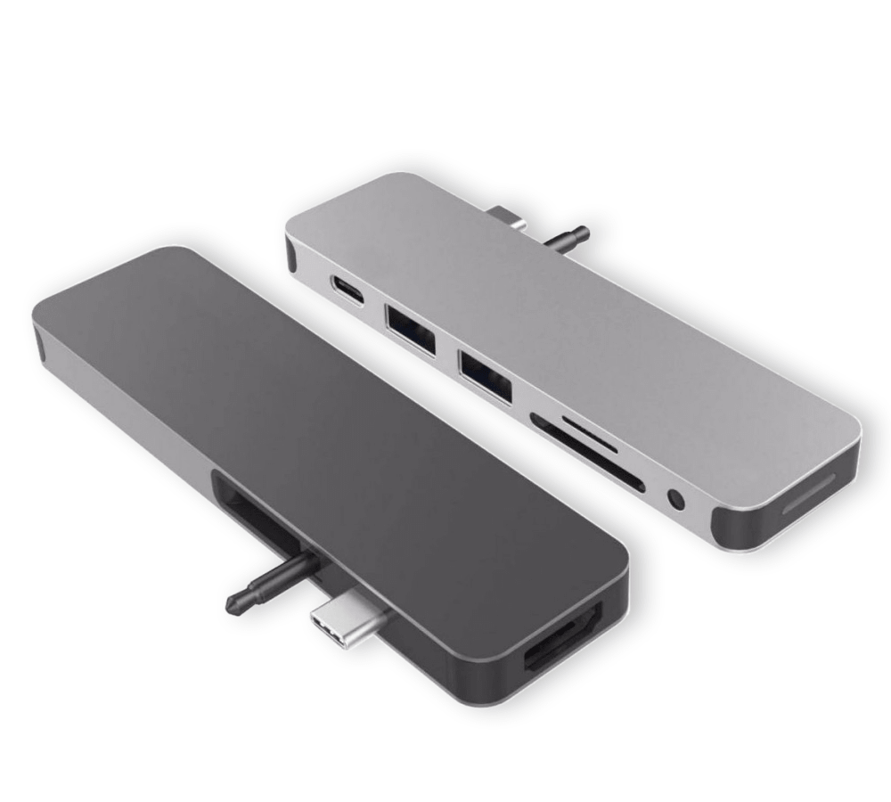 HyperDrive 7-in-1 USB-C HUB_GN21D