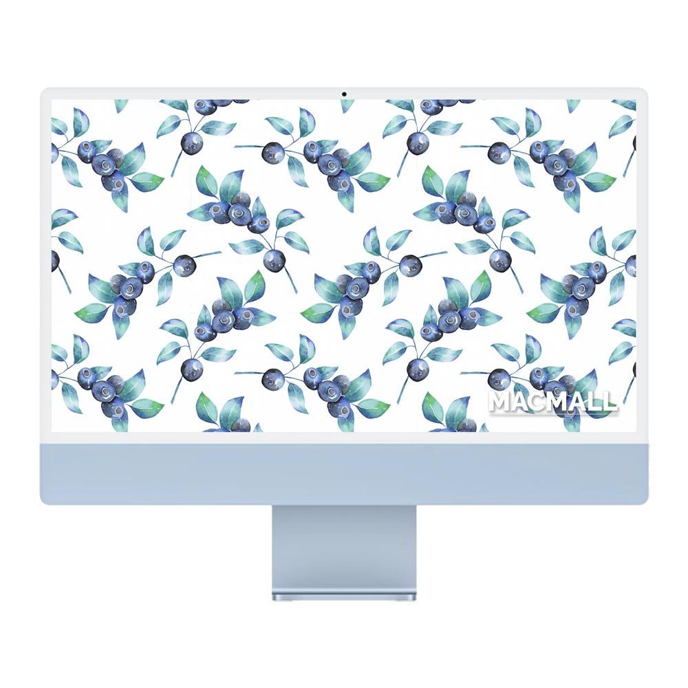 iMac 24-inch Blue 2021 M1 / 8GB / 256GB or 512GB / GPU 8-core / Retina 4.5K (MGPK3)