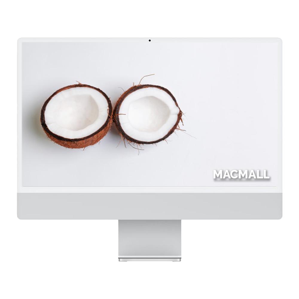 iMac 24-inch Silver 2021 M1 / 8GB / 256GB / GPU 7-core / Retina 4.5K (MGTF3)