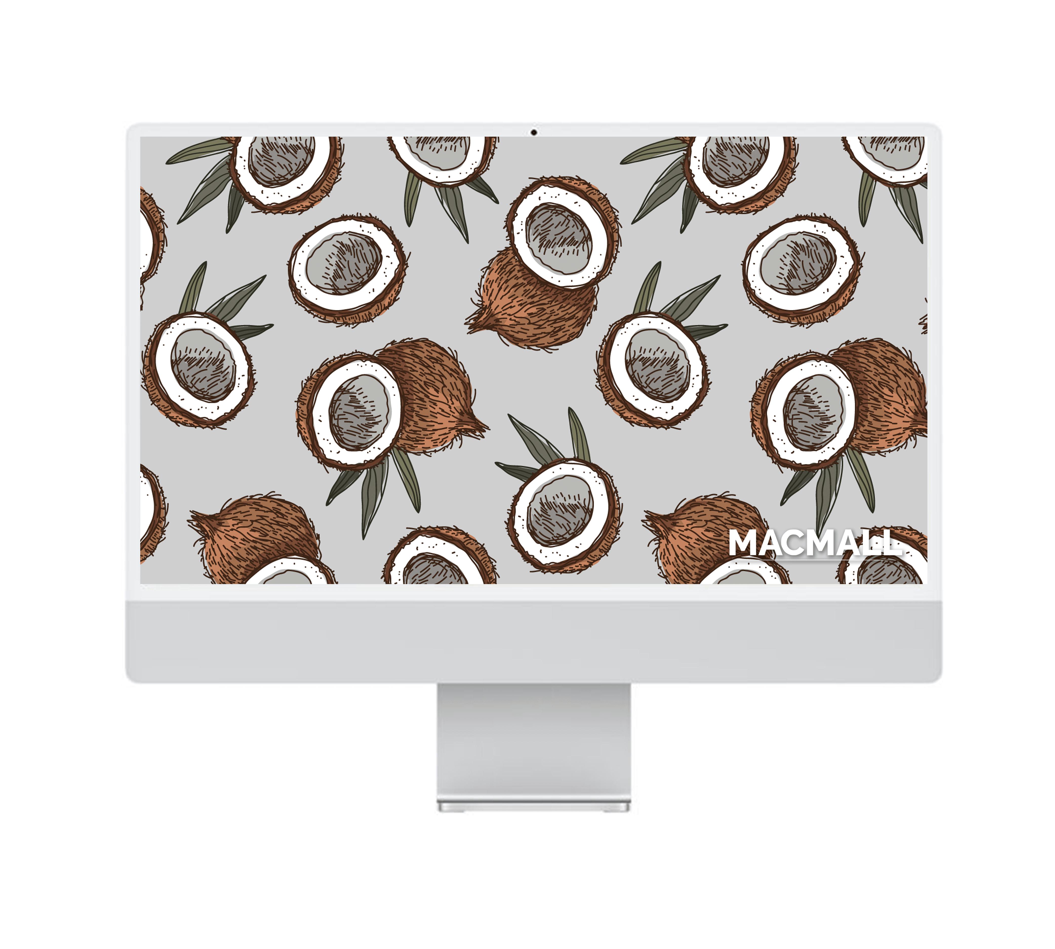 iMac 24-inch Silver 2021 M1 / 8GB / 256GB or 512GB / GPU 8-core / Retina 4.5K (MGPC3)