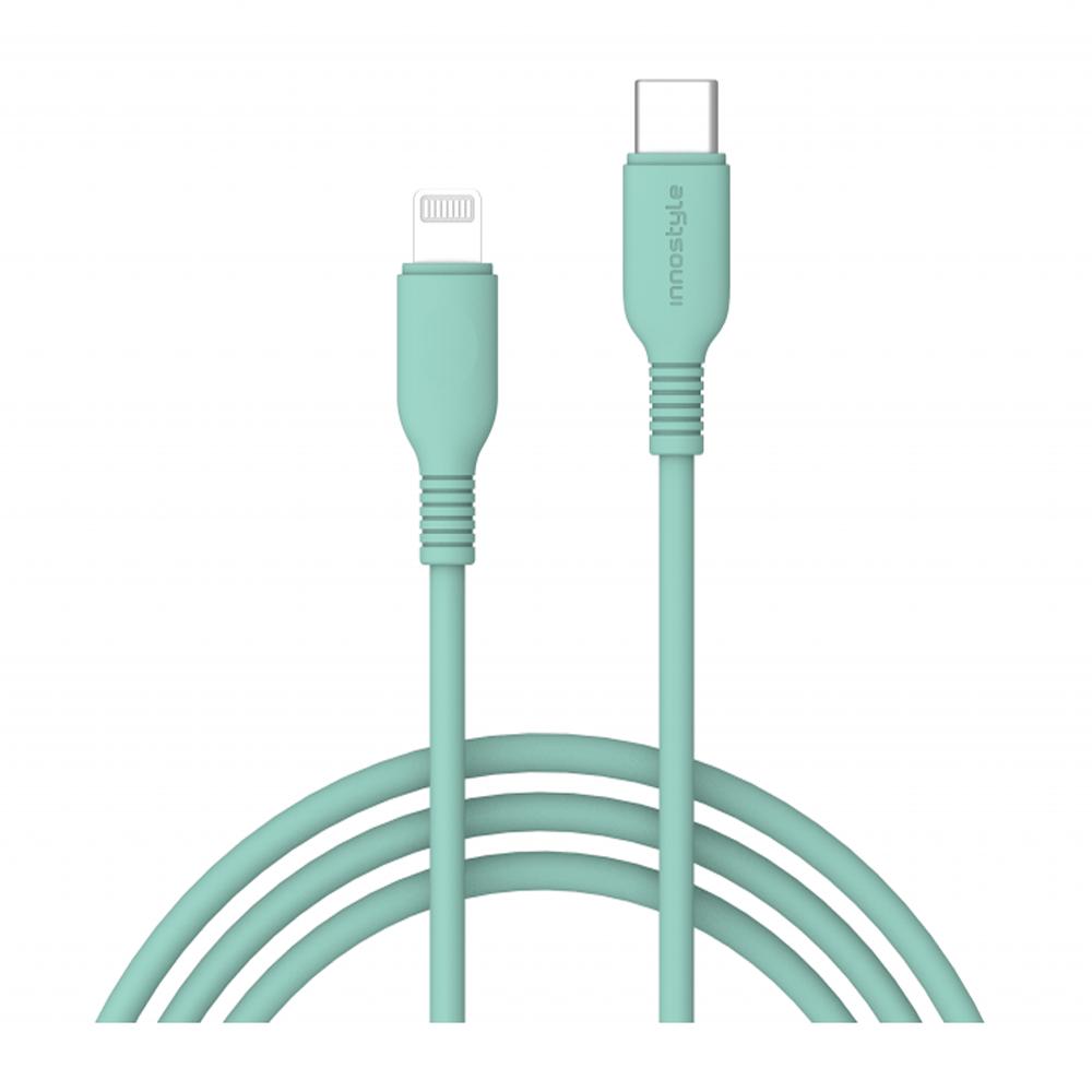 Cáp Innostyle Jazzy USB-C to Lightning J-ICL120