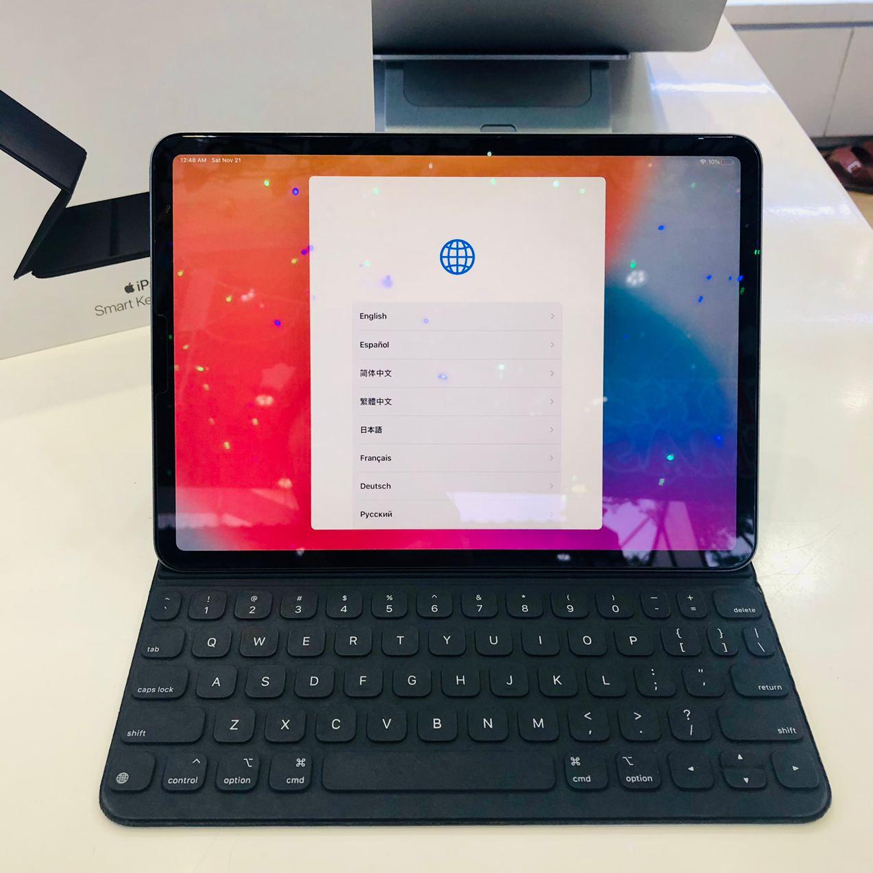 Tin đồn: iPad Pro sẽ chuyển sang sử dụng màn hình OLED ...