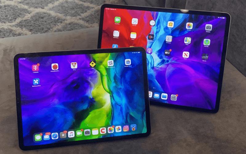 [Tin đồn]: iPad Pro sẽ chuyển sang sử dụng màn hình OLED từ Quí 1 2021 ?