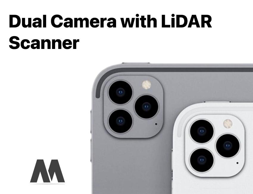 Camera của iPad 11 inch 2020 cho ảnh đẹp và thực tế