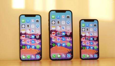 Vừa ra mắt không lâu iPhone 12 đã là smartphone 5G bán chạy nhất thế giới