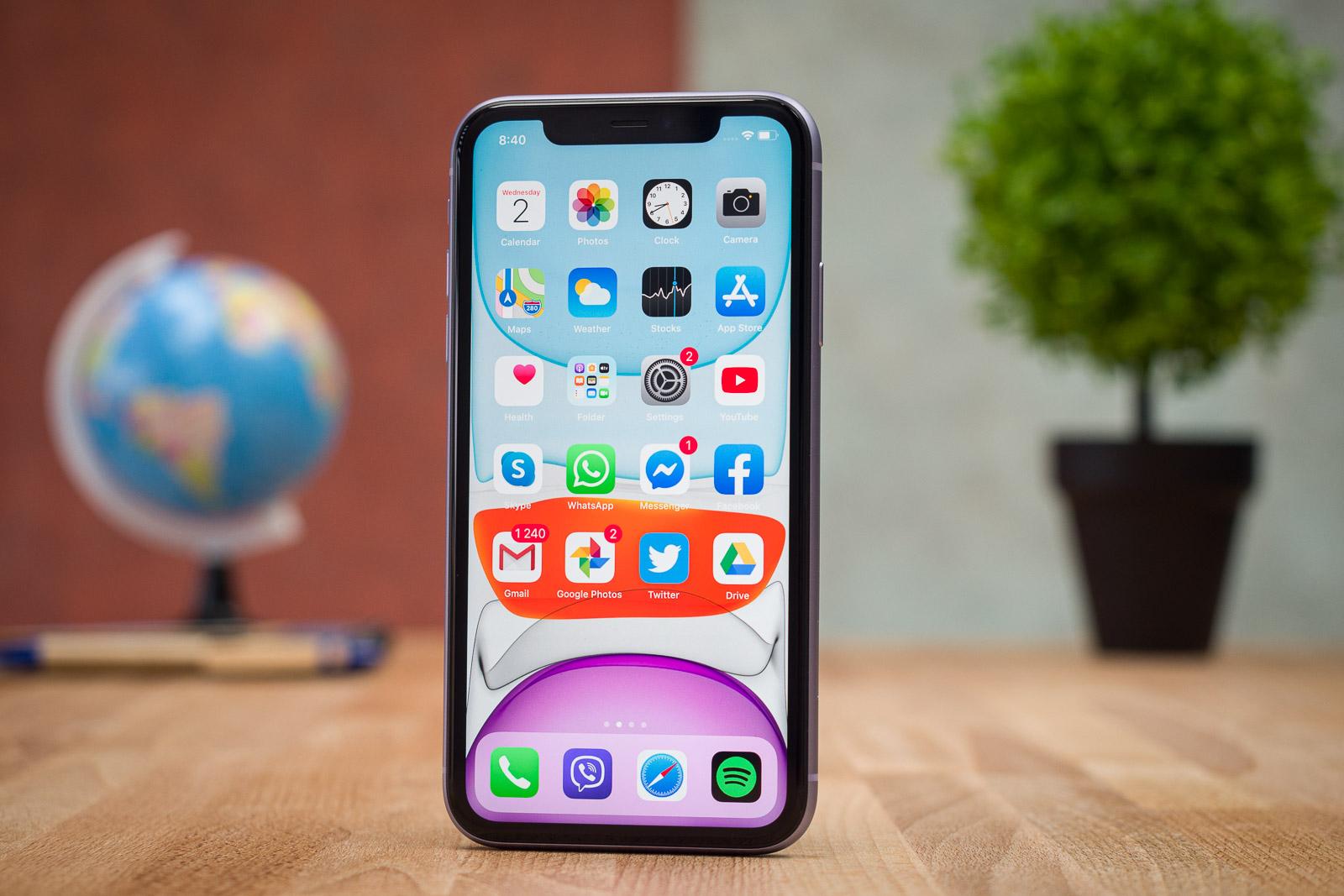 iPhone 11 bị lỗi cảm ứng Apple sẽ thay thế miễn phí trong vòng 2 năm