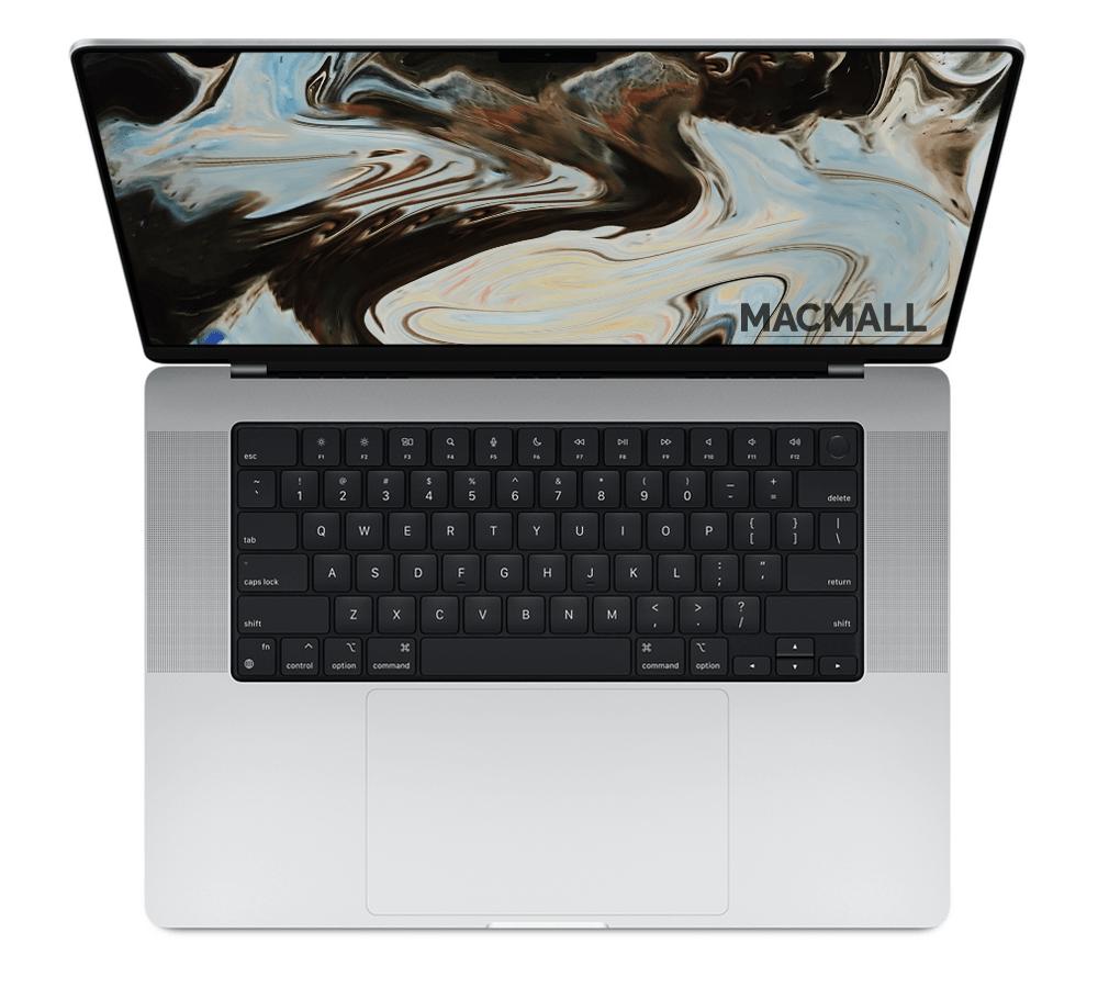 MacBook Pro 16-inch 2021 MK1F3 Silver M1 Pro / Ram 16GB / SSD 1TB
