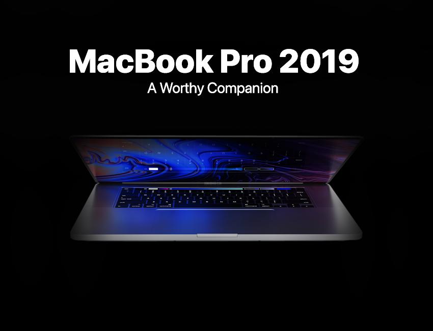MacBook Pro 2019 16-inch tại MacMall