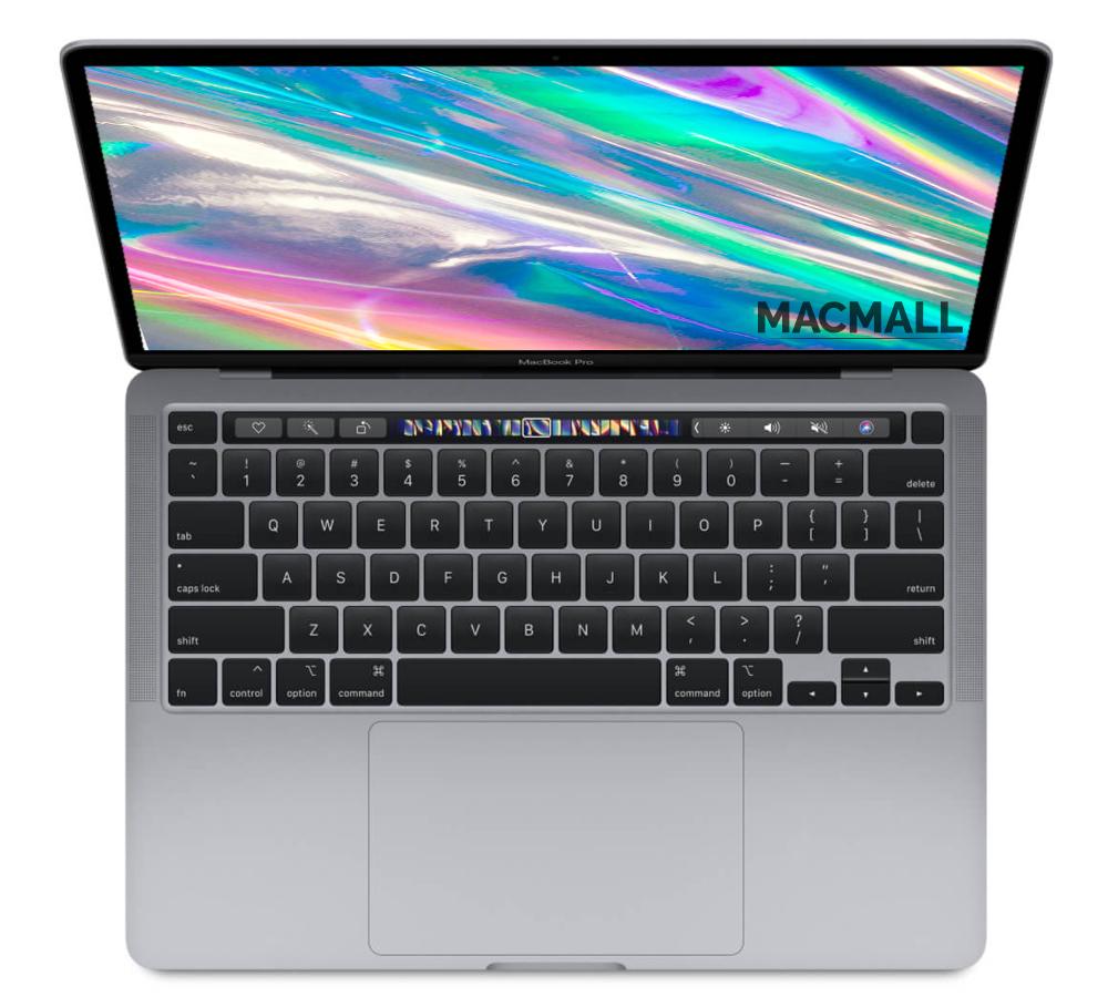 MacBook Pro M1 2020 Cũ 99% MYDA2 13-inch Silver 8GB / 256GB / GPU 8-core