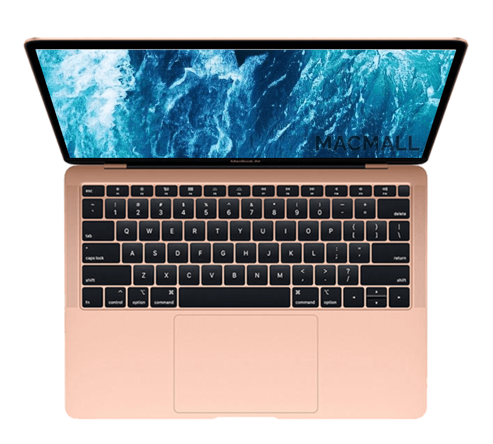 MacBook Air 2018 MREE2 Cũ Gold Core i5 / Ram 8GB / SSD 128GB / Touch ID