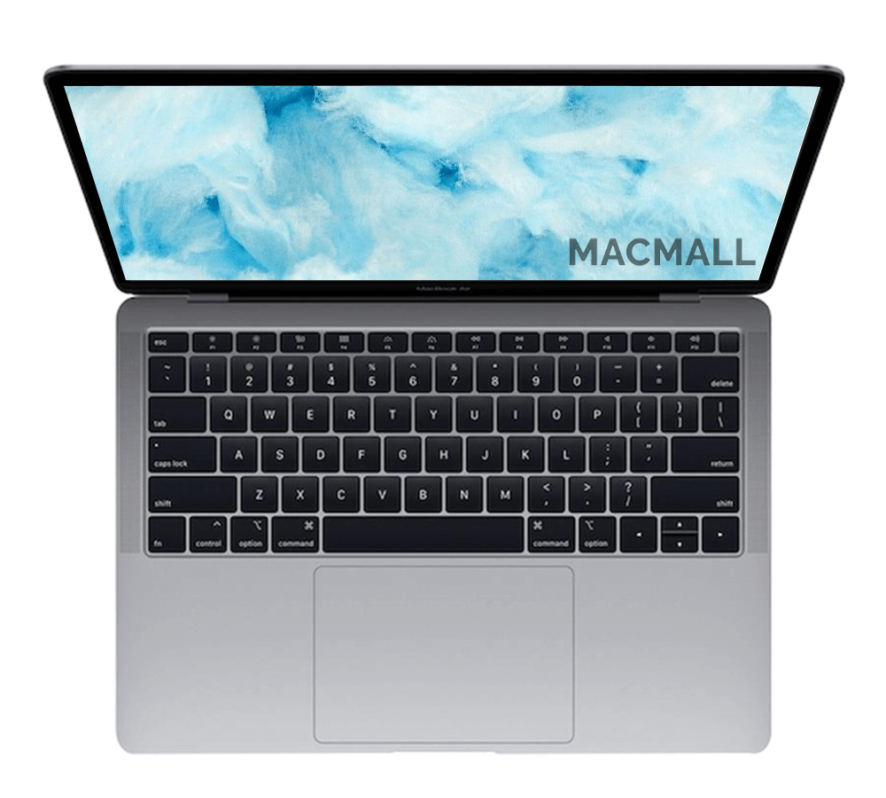 MacBook Air 2018 MRE82 Cũ Gray Core i5 / Ram 8GB / SSD 128GB / Touch ID