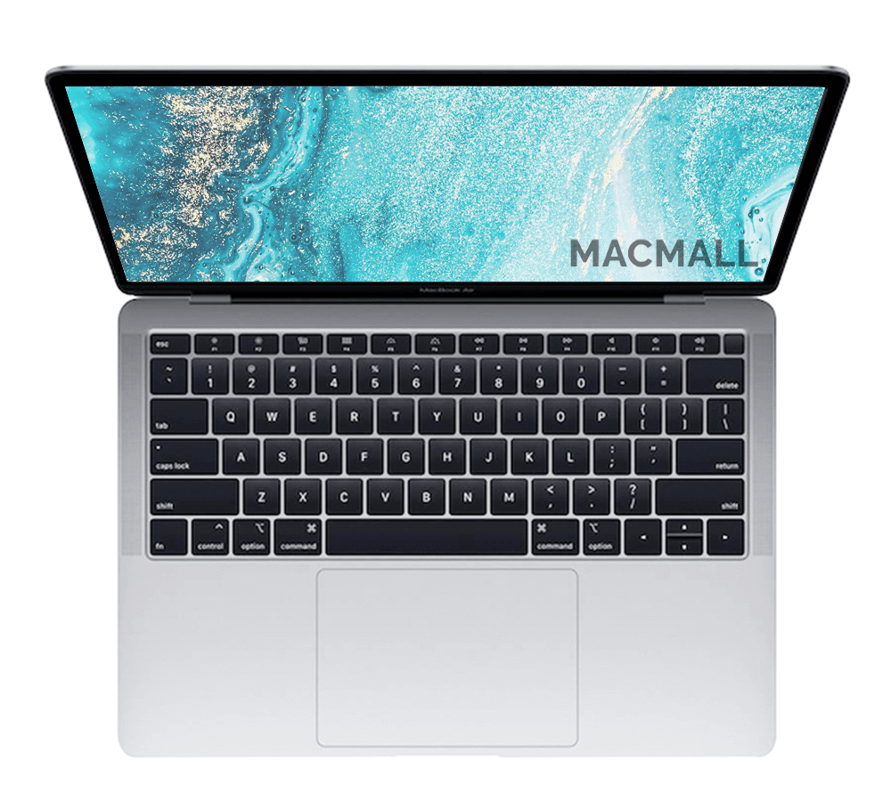MacBook Air 2018 MREA2 Cũ Silver Core i5 / Ram 8GB / SSD 128GB / Touch ID