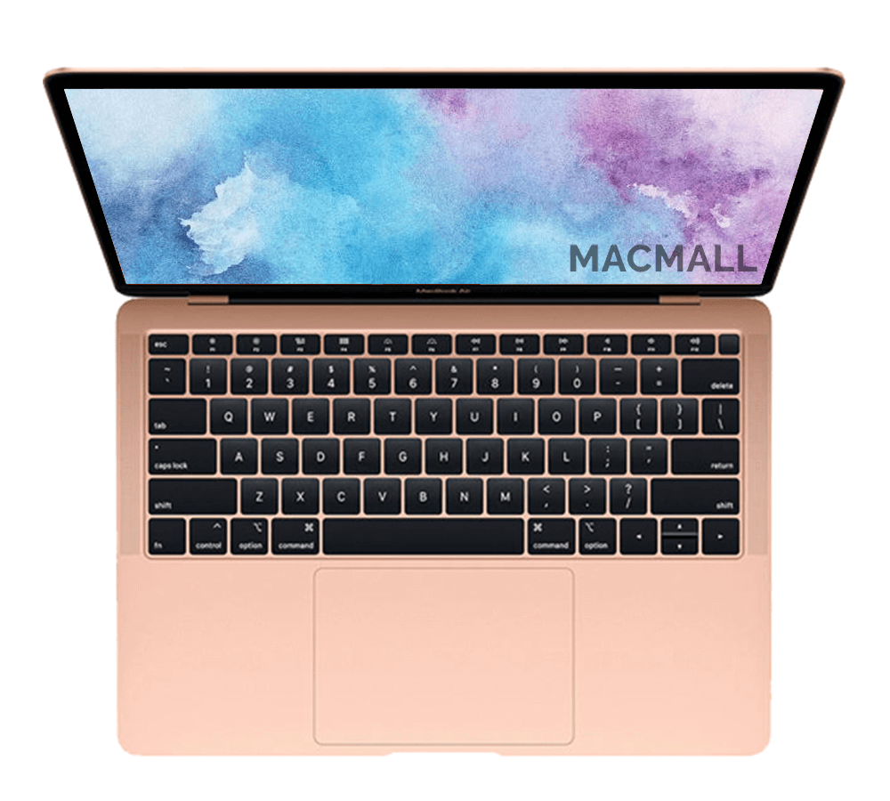 MacBook Air 2019 MVFM2 Cũ Gold Core i5 / Ram 8GB / SSD 128GB / Touch ID