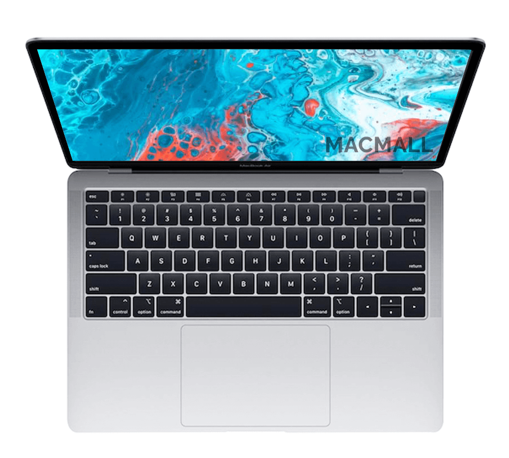 MacBook Air 2019 MVFK2 Cũ Silver Core i5 / Ram 8GB / SSD 128GB / Touch ID