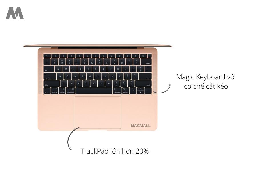 Bàn phím Magic Keyboard siêu đỉnh cho trải nghiệm gõ hoàn hảo