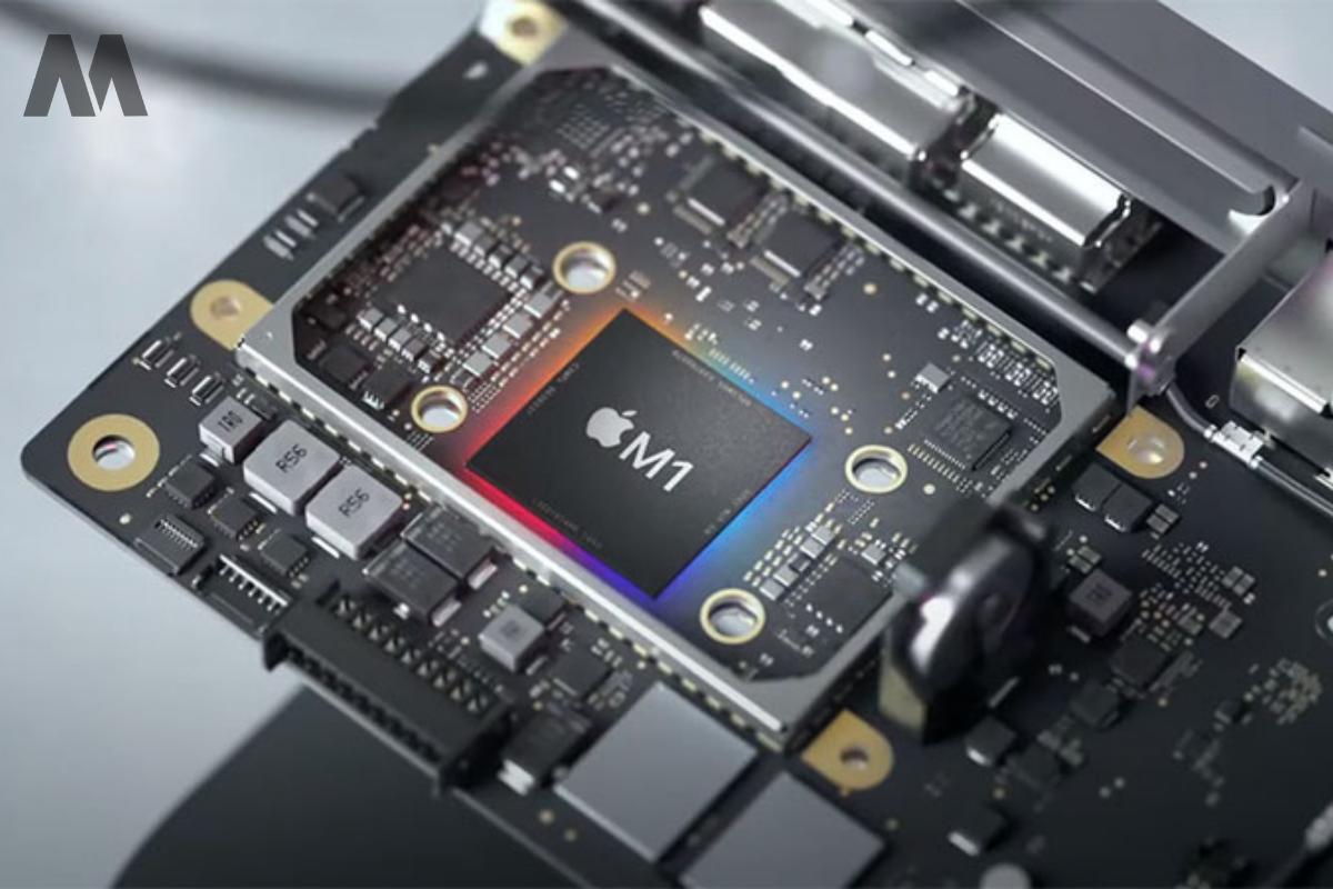 MacBook Air 2020 chạy chip M1