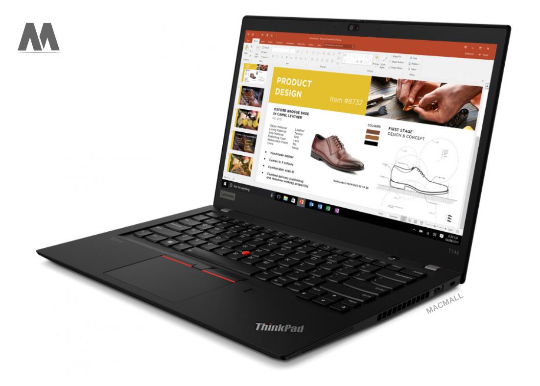 Cấu hình siêu mạnh của ThinkPad T14S
