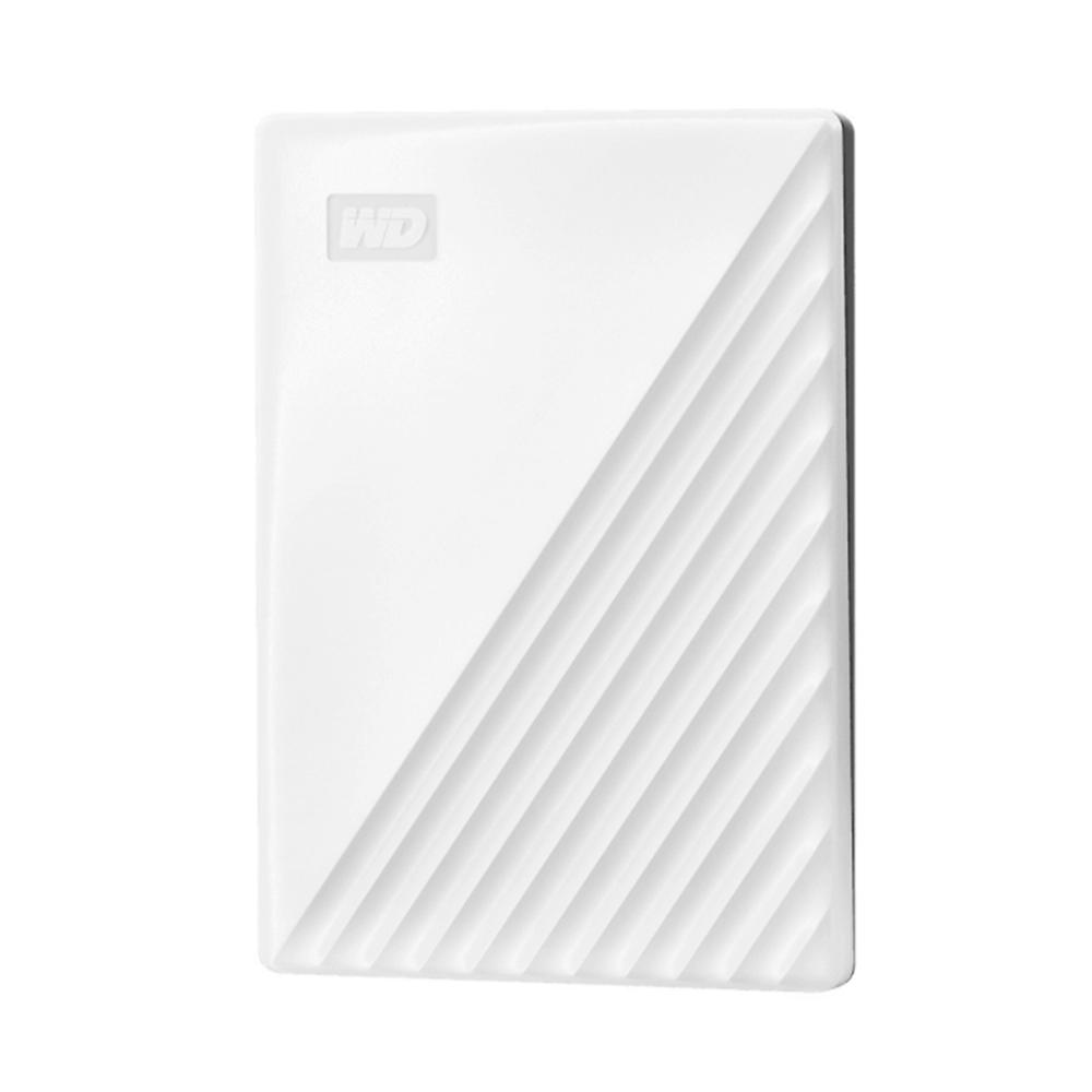 WD My Passport New Model 1TB (White)