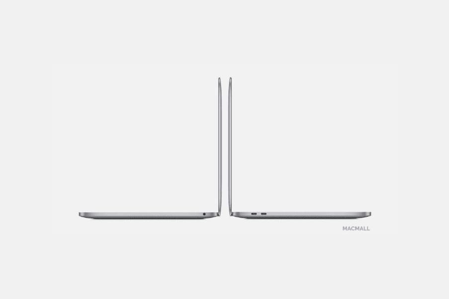 Cổng kết nối Thunderbolt 3 trên MacBook Pro M1 13-inch 2020