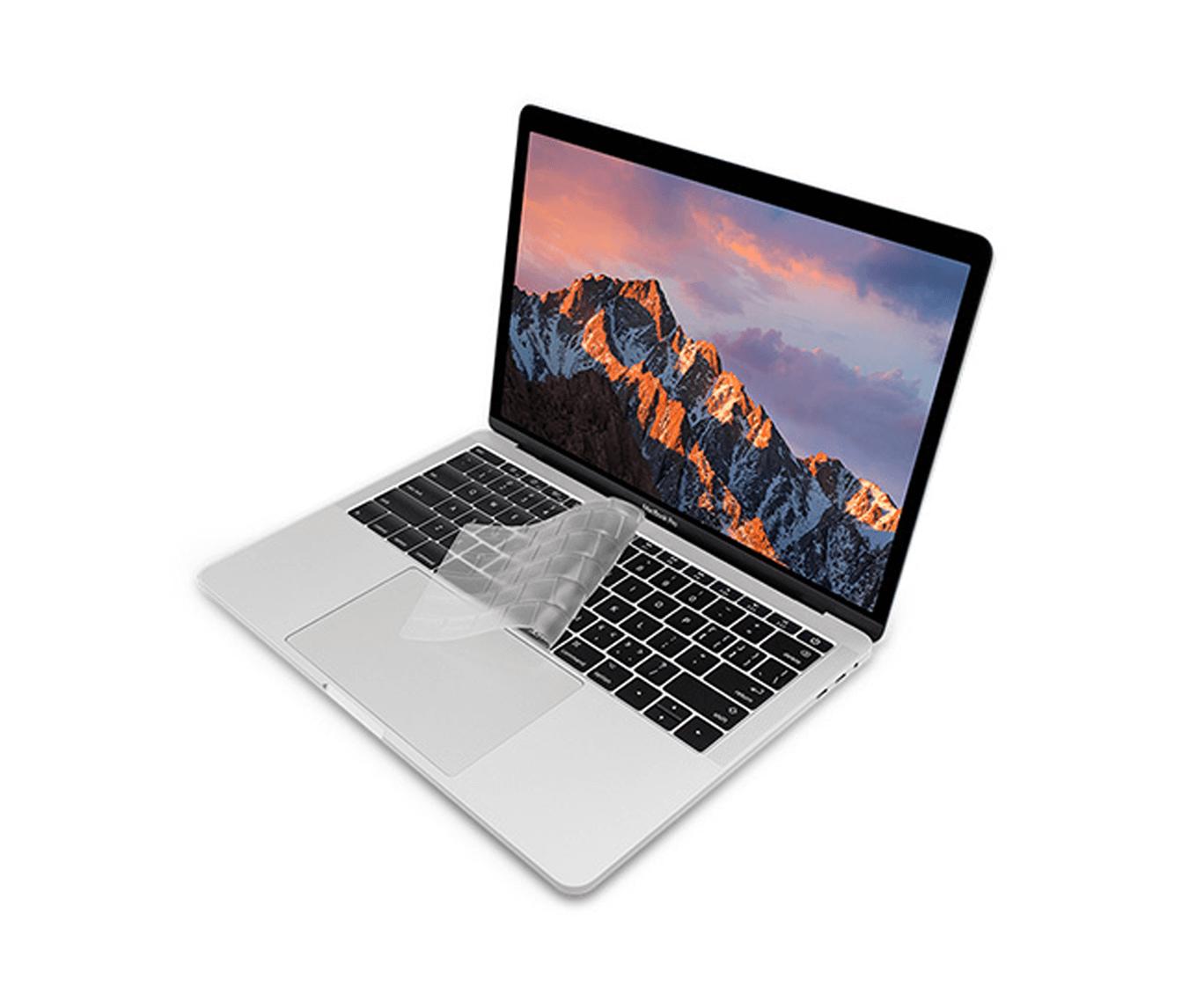 Phủ Phím JCPAL Fitskin TPU For MacBook