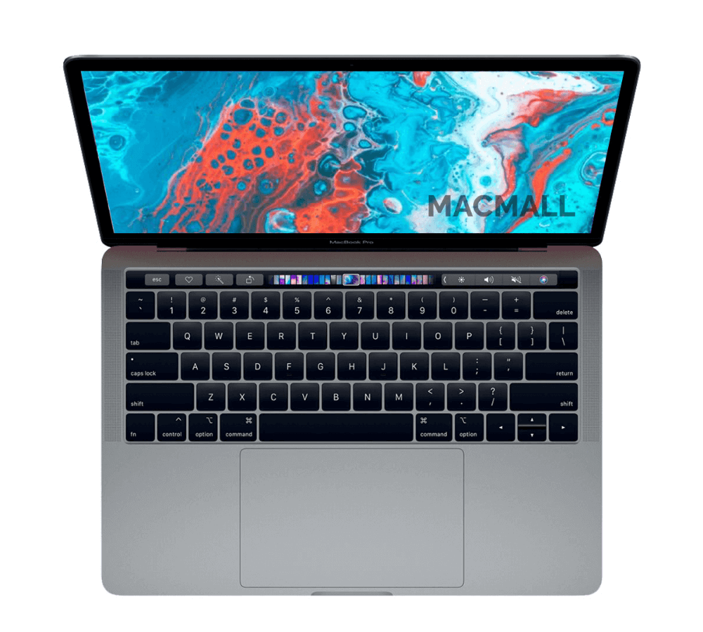MacBook Pro 2018 13-inch MR9Q2 Cũ 99% Touch Bar Gray Core i5 / Ram 8GB / SSD 256GB