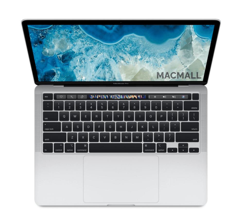 MacBook Pro 2020 13-inch MXK62 Cũ 99% Silver Core i5 1.4GHz / Ram 8GB / SSD 256GB