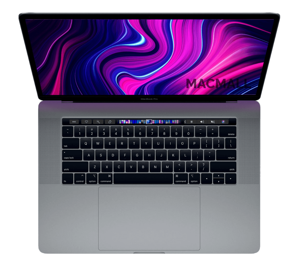 MacBook Pro 2016 15-inch MLH32 Cũ 99% Touch Bar Gray Core i7 / Ram 16Gb / SSD 256