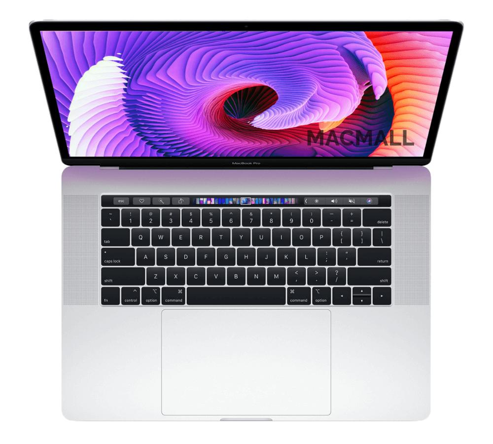 MacBook Pro 2016 15-inch MLW72 Cũ 99% Touch Bar Silver Core i7 / Ram 16Gb / SSD 256